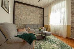 Community lounge/TV area