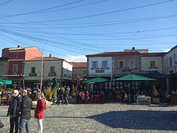 Korca's Old Bazaar 13