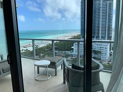 Nice Overnight Stay at the W South Beach