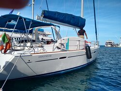 Cabo Adventures sailboat