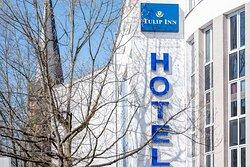 Hotel Frankfurt Offenbach City by Tulip Inn- exterior