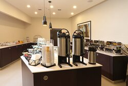 24-hour coffee station available