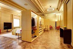 Hotel Cafe Royal Royal Suite Master Dressing Room