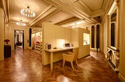 Hotel Cafe Royal Royal Suite Master Dressing Room And Office