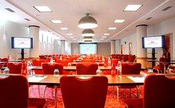 Argencourt conference room for 90 delegates