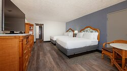 Newly Remodeled State Guest Room