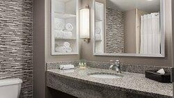 Enjoy Our Spa-Like Restrooms & Upgraded Bath & Bodyworks Amenities