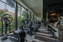 Gymmaster fitnes center
