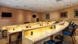 Plan your meeting at the Sequoia Theatre Room at the Crowne Plaza