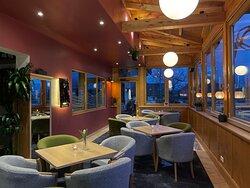 Genuss Lounge im Berghof
