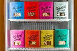 Shop Callie's Hot Little Biscuit freezer section for take and bake handmade biscuits in every flavor!