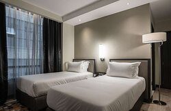 room superior twin room