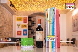 Delivery Tarallucci & Vino