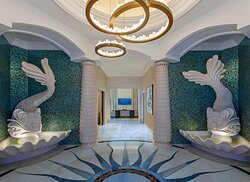 Grand Atlantis Entrance