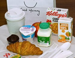 Our tasty grab-and-go breakfast should set you up for the day!