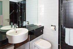 All rooms have an en suite shower room