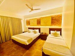 Super Deluxe Room with balcony