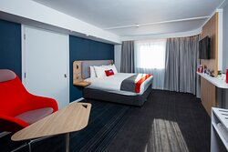 Our accessible rooms are practical, spacious and modern