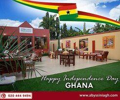Happy independence day Fellow Ghanaians