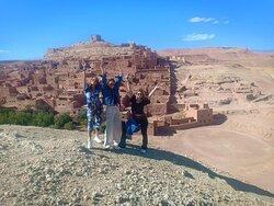 Ait ben Haddou from marrakech