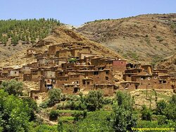 Berbere villages