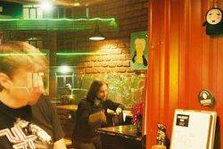 Sma craft beer bar