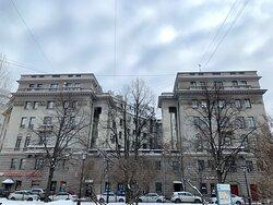 Доходный дом Ф.Ф. Нидермейера, Каменноостровский по., 39