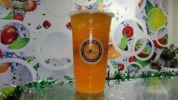 Fruit Tea in Fort Myers. Bubble Near Me. Paradise Smoothie Bubble Tea Coffee. #paradisesmoothie #bubbletea #bobatea #gctc #franchise #bobateanearme #bubbleteanearme