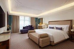 Carlton Suite - King Bedroom