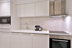 Four Bedroom Apartment - Kitchenette