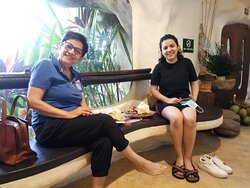 Thanks so much for coming, we hope to welcome you to our spa again next time:)