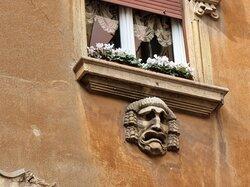 Quartiere Coppedè a Roma 19
