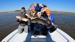 Amazing Fishing Trip!