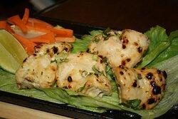 Murgh Malai Tikka- One of the most popular Tandoori Dish