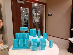 Take some of Bellissimo Spa & Salon home with you.