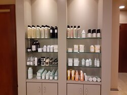 Bellissimo Spa & Salon's products.
