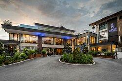 Ankommen und erholen: Kostenloses Parken direkt vor dem Resort