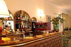 Hotel Diana di Grado - Enjoy a drink at our bar where we have a large selection of beverages.