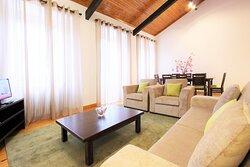 Apartamento Superior - T3 - Sala de Estar e Jantar