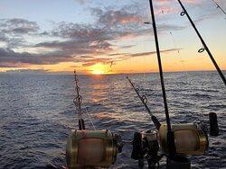 Beautiful Kauai sunrise