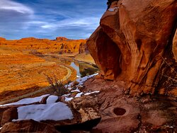 Jacksons Trail • Moab Utah • Hazard County Shuttle
