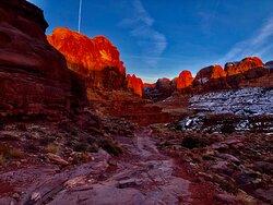 Amasa Back • Moab Utah • Hazard County Shuttle