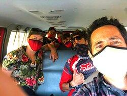 Van Life • Moab Utah • Hazard County Shuttle