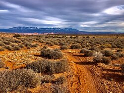 Mag-7 • Getaway Trail • Moab Utah • Hazard County Shuttle