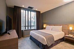 Two Bedroom-Master Bedroom