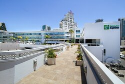 Welcome to Holiday Inn Express San Diego Downtown