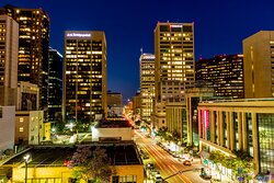 Downtown San Diego and the Gaslamp Quarter are at your doorstep