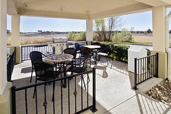Relax or barbecue on our patio