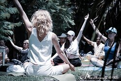 Yoga Workshop in our Retreats