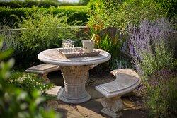 Garden area Hay Barn